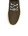 U.S. Polo Assn. Contrast Sole Canvas Sneakers
