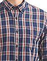 Cherokee Button Down Check Shirt