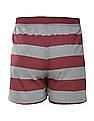 Aeropostale Striped Cotton Boxers